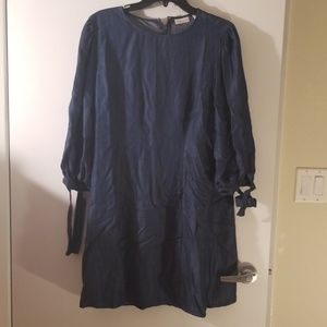 NY&C Chambray Dress
